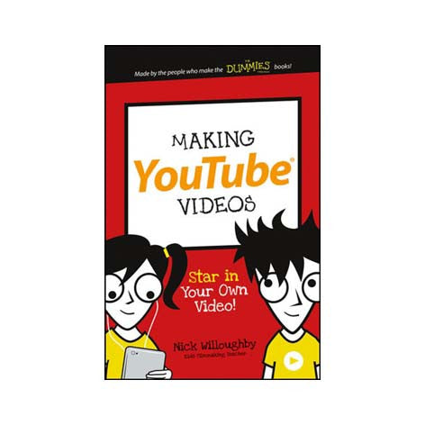 Dummies - Making YouTube Videos - Softcover