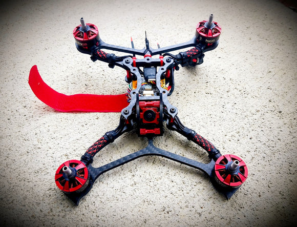 Evolution FPV Hellcat