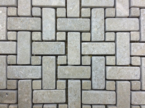 SEAGRASS, BASKET WEAVE - Mosaic Series