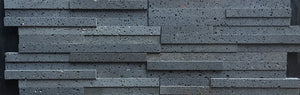PUKA LAVA GREY, 3D LEDGER - Wall Veneer Series