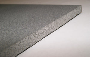 SOLID LAVA GREY Basalt Brushed - Tile Series