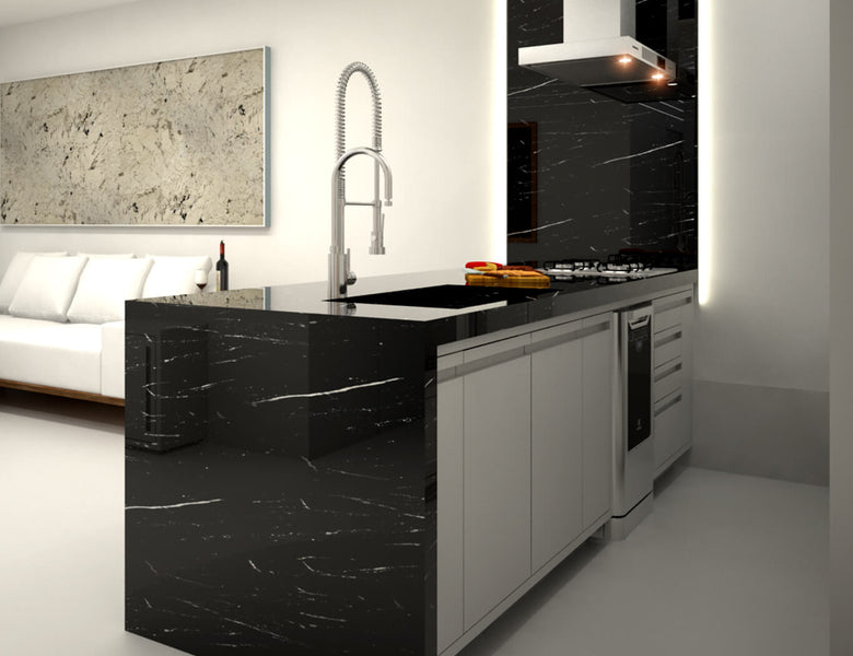 VIA LÁCTEA Granite - Slab Series
