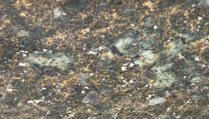BUTTERFLY GREEN Granite - Slab Series