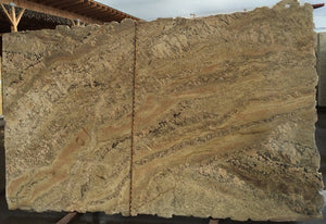 NETUNO BORDEAUX Granite - Slab Series