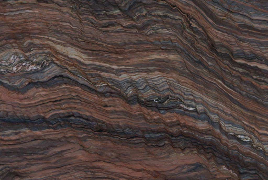 TAHITI BROWN VC Quartzite - Slab Series