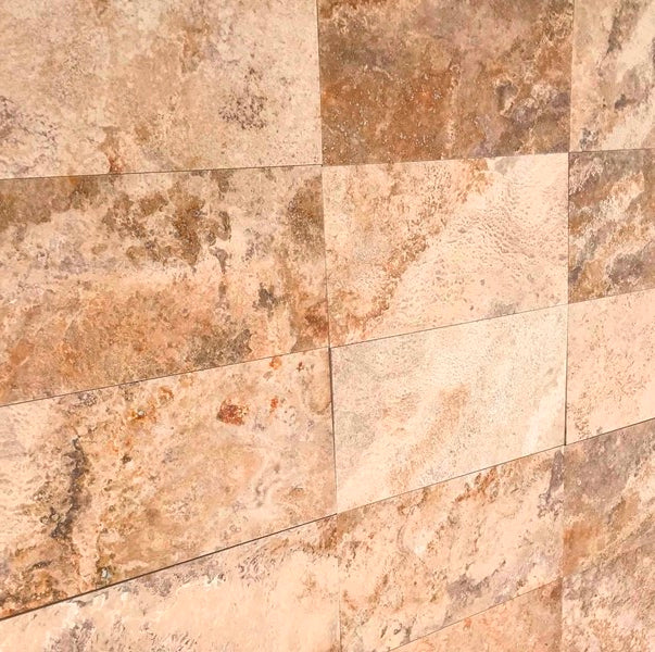ALBERTINO Travertine Honed/Filled - Tile Series