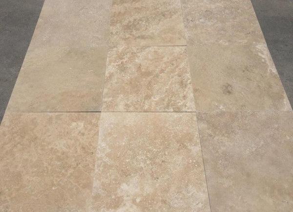 COLONIAL Travertine - Tile Series