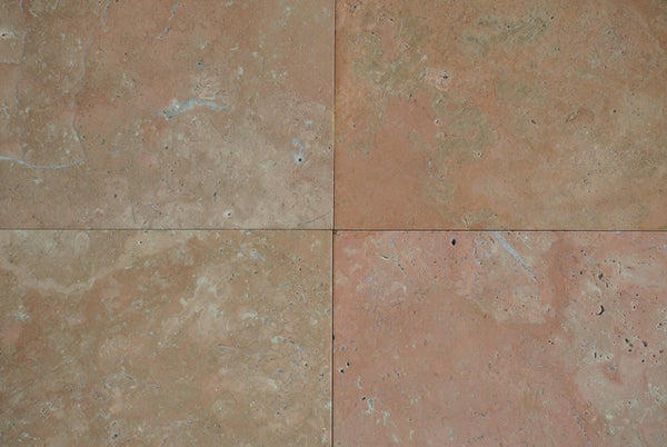 CANYON Travertine Brushed/Unfilled - Tile Series