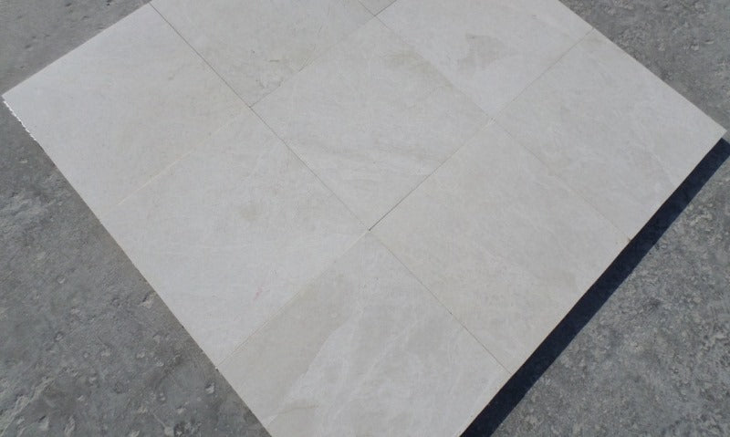 CASCADE WHITE Polished Marble - Tile Series