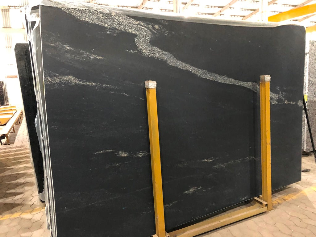 PYTHON BLACK Granite - Slab Series