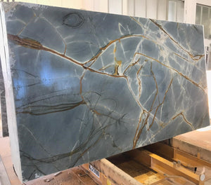 BLUE ROMA Quartzite - Slab Series