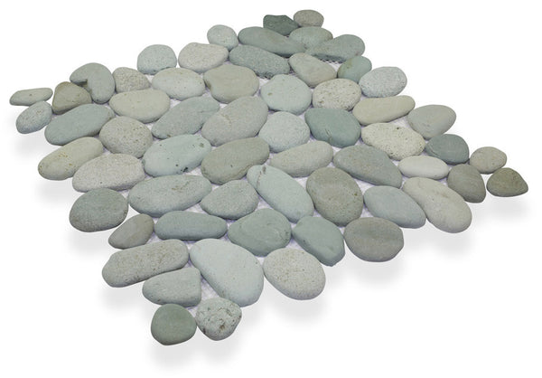 FLORES GREEN, KING PEBBLE - Island, Pebble Series