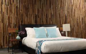 KAYU V-WOOD Reclaimed Teak Natural, INDO-WOOD - Island, Wood Series