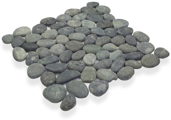 MEDAN CHARCOAL, PERFECT PEBBLE - Island, Pebble Series