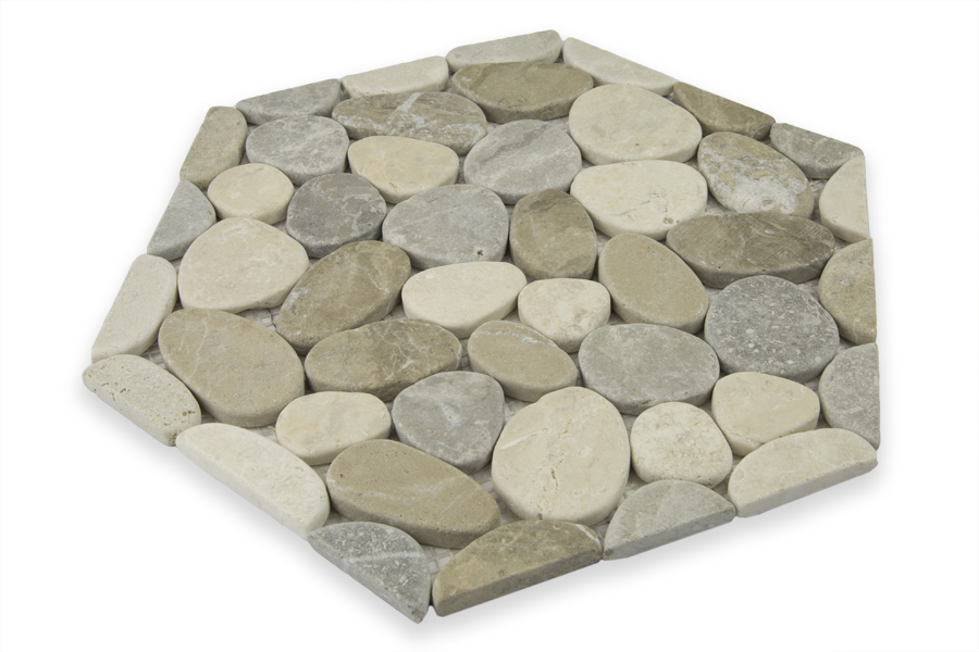 STERLING MEGAMIX, HONEYCOMB COBBLES - Island, Random Series (DISCONTINUED - available while stock lasts)