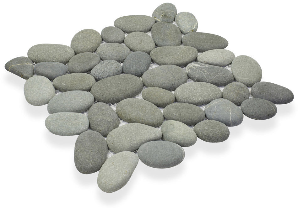 TUNDRA SAGE, PERFECT PEBBLE - Island, Pebble Series