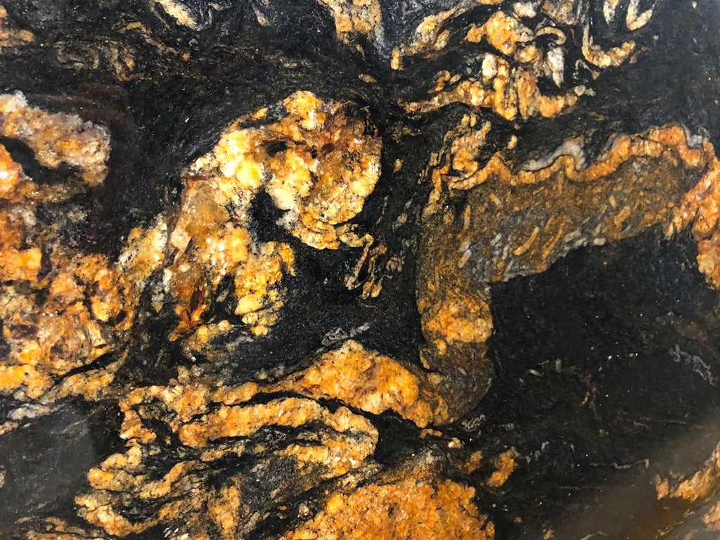 GOLDEN FUSION Granite - Slab Series