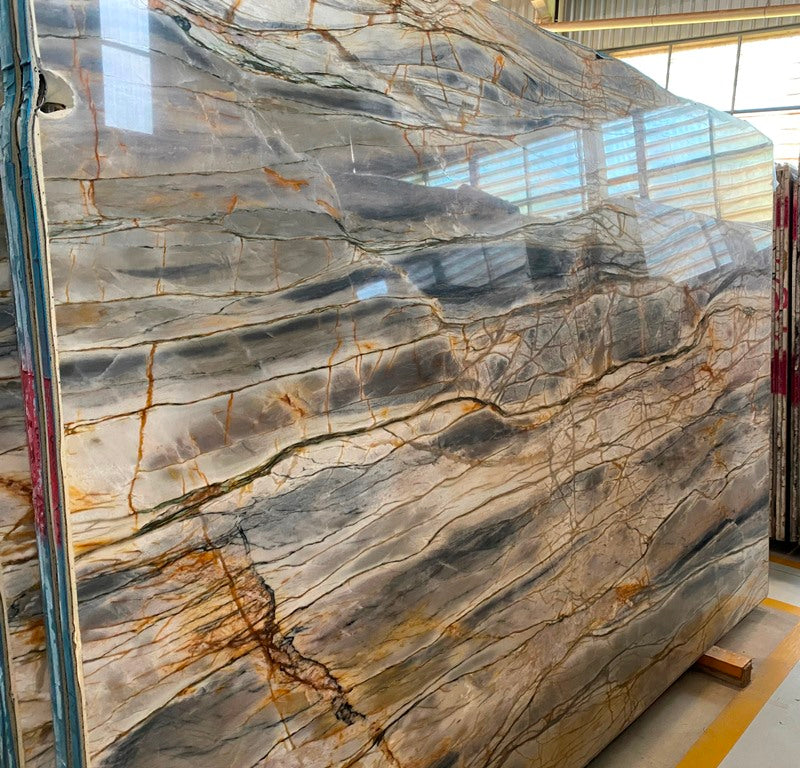 MICHELANGELO Quartzite - Slab Series