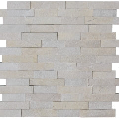 LILLY WHITE, RUSTIC STACKED II - Havai'iano, Cladding Series