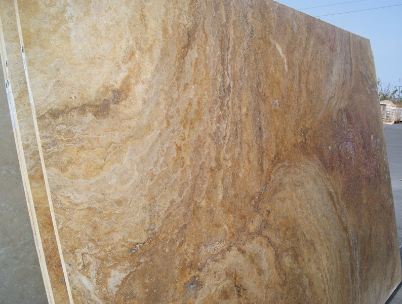 SCABAS Travertine - Slab Series
