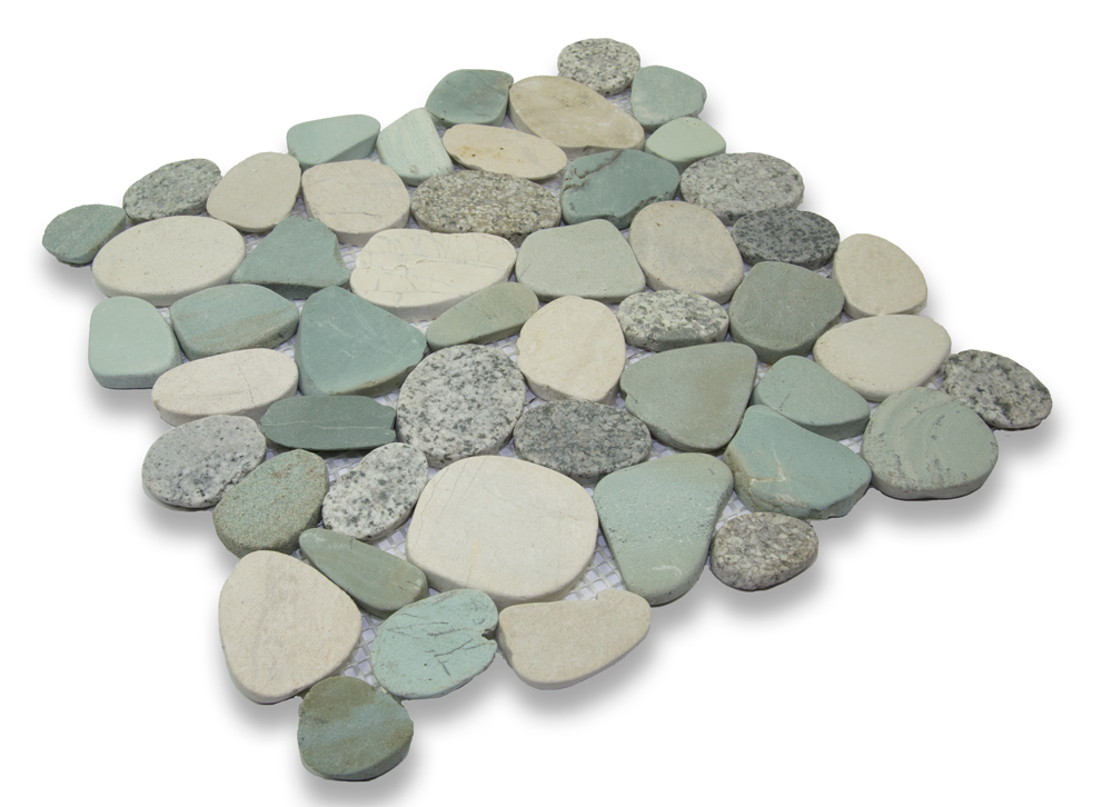 BIRDS EGG BLEND, LEVEL PEBBLE - Island, Pebble Series