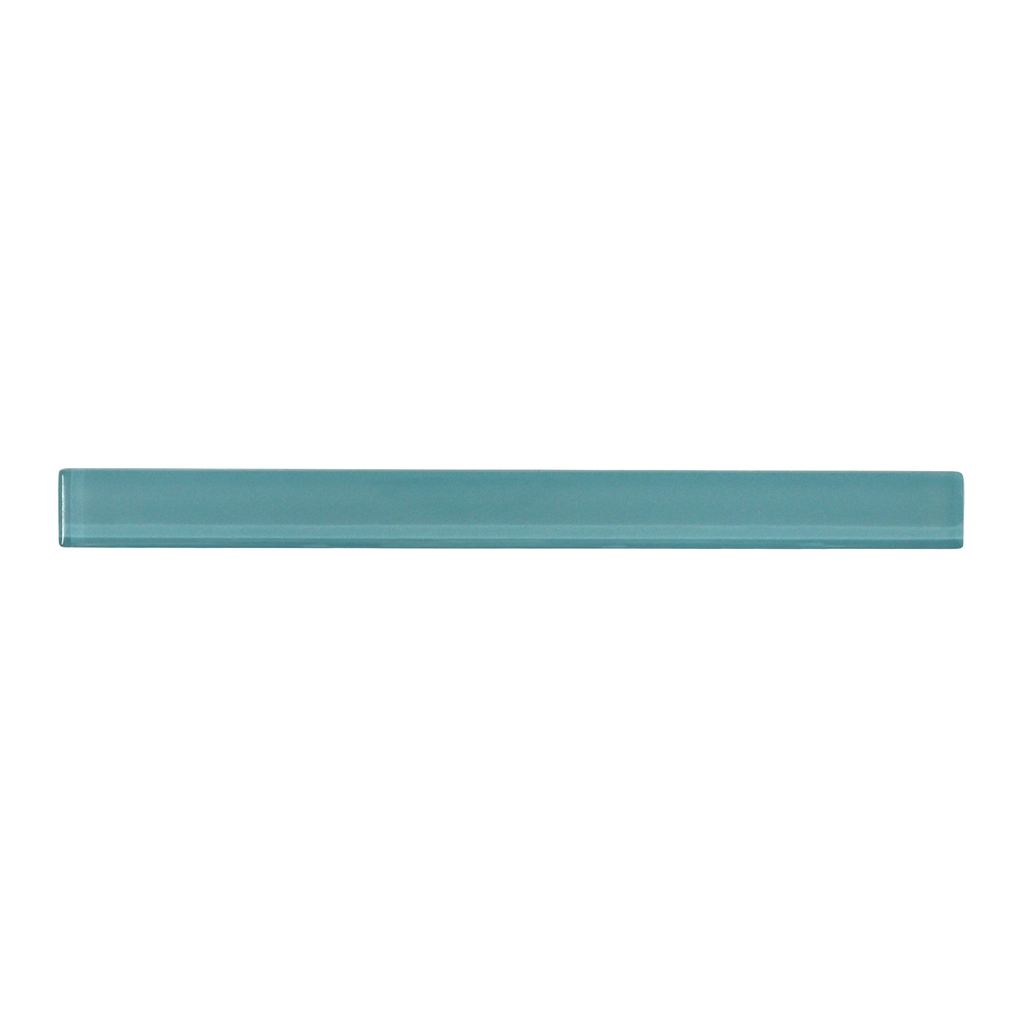 AZURE, FLAT TRIM - Island, Glass Series