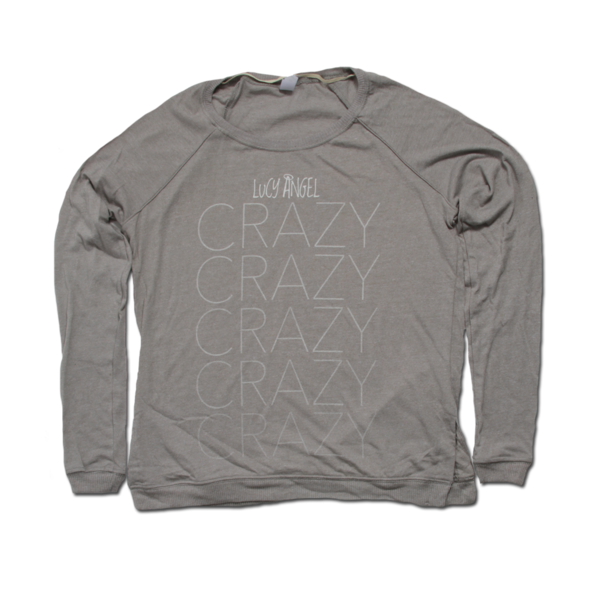 CRAZY CRAZY CRAZY SUMMER SWEATER