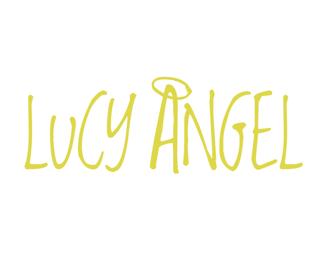 Lucy Angel Merch