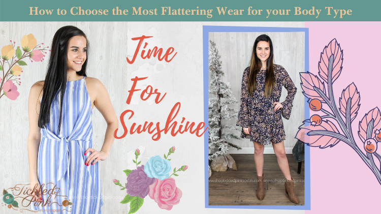 How to Choose the Most Flattering Wear for Your Body Type