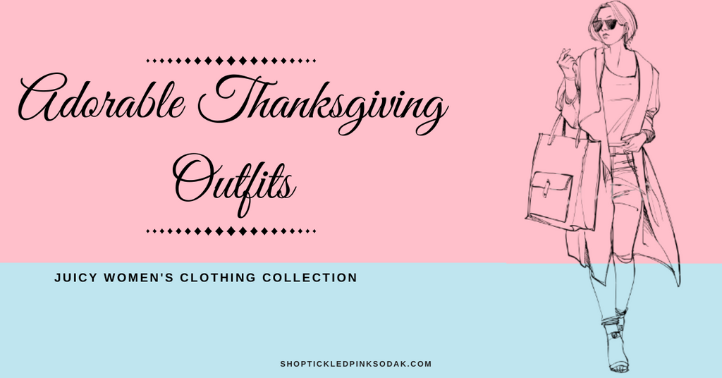 10 Adorable Thanksgiving Outfits Every Women Will Absolutely Love