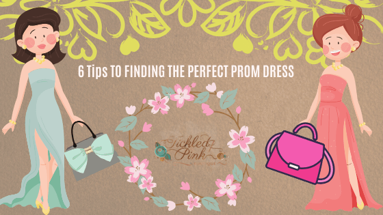 6 TIPS TO FINDING THE PERFECT PROM DRESS
