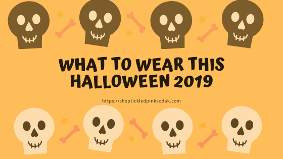 What To Wear This Halloween 2019 - The Tickled Pink Guide To Glamour