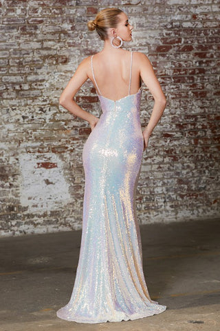 CD202 Prom Dress Opal Blush