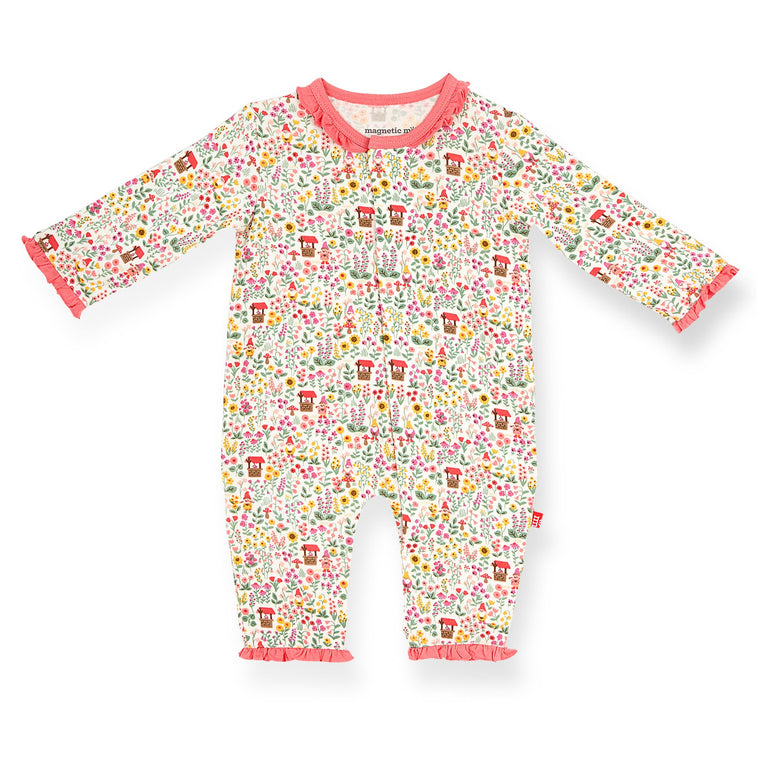 Gnome Sweet Gnome Magnetic Coverall