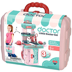 Doctor Playset In A Case