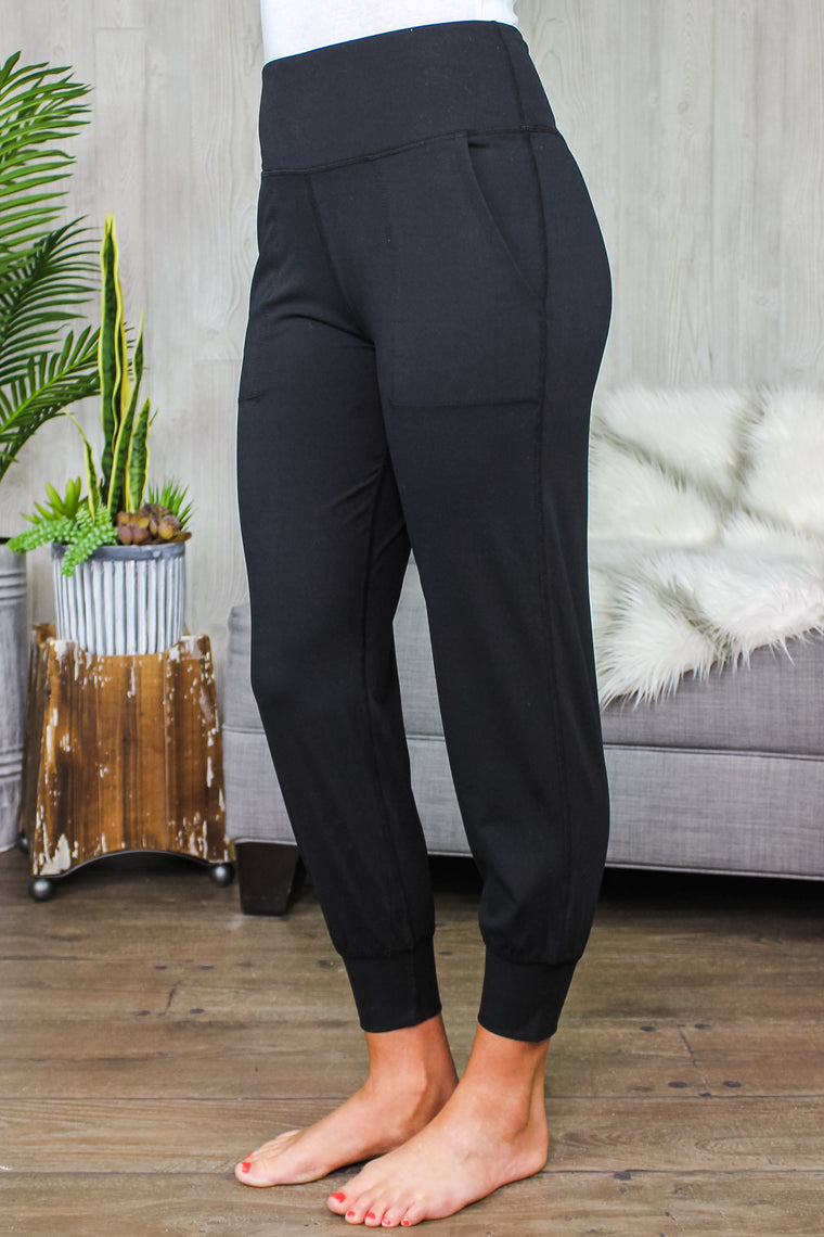 Holly High End Joggers