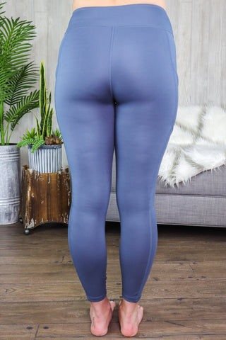 Kam Compression Leggings Code Blue