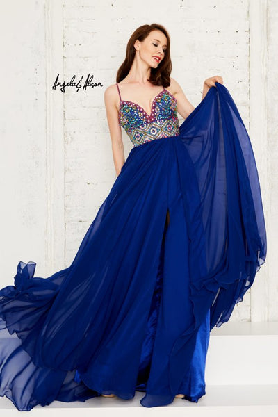 71012 Navy - Tickled Pink Boutique Mitchell