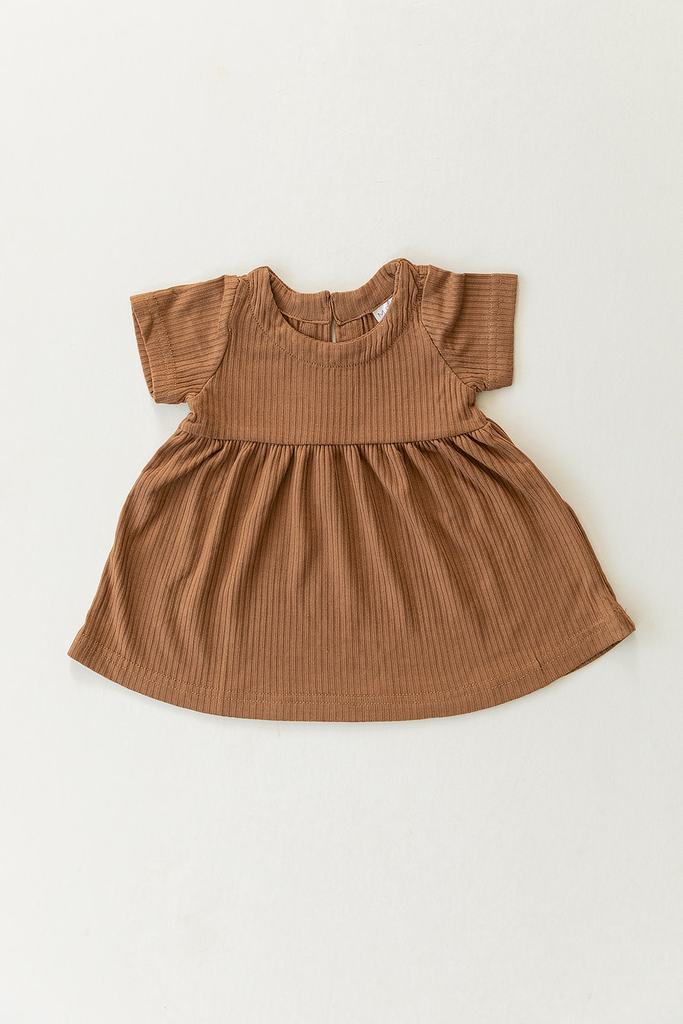 Avery Ribbed Dress