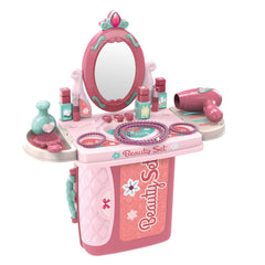 Beauty Vanity Playset In A Case