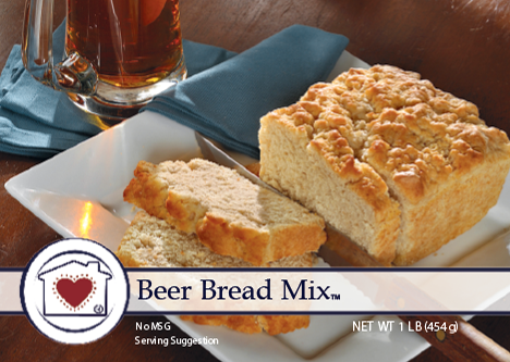 Classic Beer Bread Mix - Tickled Pink Boutique Mitchell