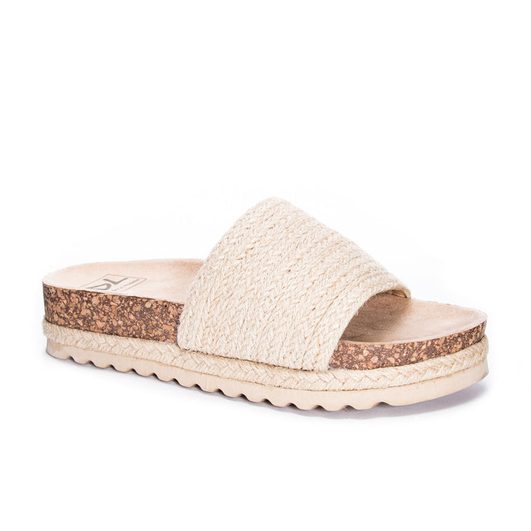Diamonds Jute Sandal