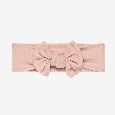Posh Peanut Sweet Pink Infant Headwrap