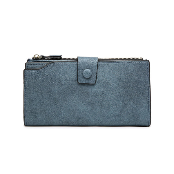 Snap Closure Wallet WL1011