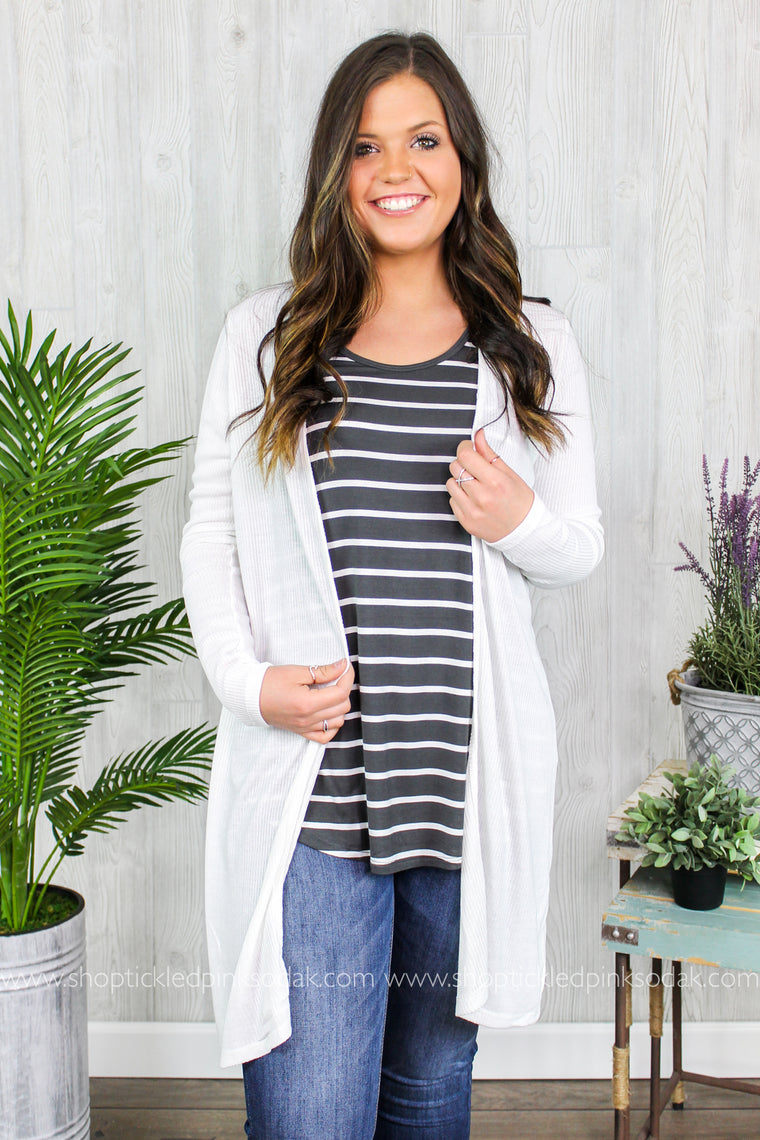 Megan Striped Tank