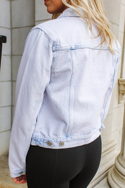Sheila Denim Jacket