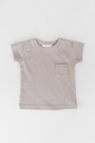 Cotton Pocket Tee