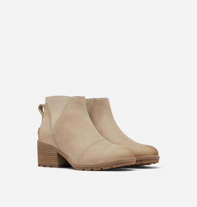 Cate Chelsea Bootie Sandy Tan