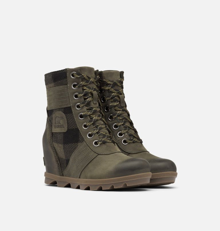 Lexie Wedge Boot Alpine Tundra