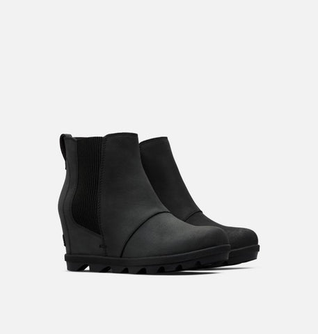 Joan of Arctic Wedge II Chelsea Black